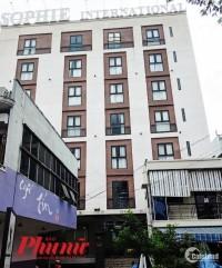 Bán tòa nhà nổi tiếng 253A Hoàng Sa, Q1, ngang 22m, HĐCT 400tr/tháng