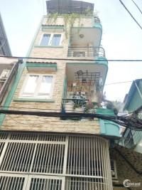 Bán nhà hẻm xe hơi 6m căn góc 2 mặt tiền Nguyễn Trãi Phường 2 Quận 5