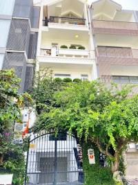 Cần bán gấp nhà 4 lầu mặt tiền khu cao cấp Himlam, P. Tân Hưng, Q7
