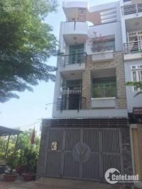 Cần bán 1 trệt 3 lầu, MT đường 109, KDC Nam Long, Phước Long B, Quận 9.