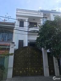 Bán nhà biệt thự làng hoa (5x21) đường Cây Trâm, P9, GV. Giá 11.6 tỷ.