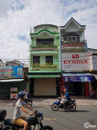 Bán  MTKD Gò Dầu gần Tân Sơn Nhì Q.Tân Phú DT 4x24  1 trệt 2 lầu Gía 15.7 tỷ TL