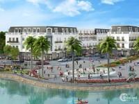 Nhà 1T 2L view sông Vàm Cỏ Tây - Dự án Lavilla Green City,TP Tân An, 6x20m2, 2t3