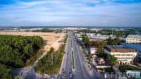 KDC Nam Tân Uyên,hạ tầng thay đổi theo từng ngày,dự án quy mô 52ha,MT đường lớn.