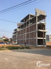Bán đất tặng nhà 5 tầng thị trấn Thổ Tang, sổ đỏ lâu dài sẵn két. LH 0987.416.47
