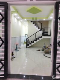 Nhà hẻm thông 1 lầu Bà Hom P13 Q6 dtsd 72m² giá 4.35 tỷ