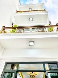 Nhà phố 2 lầu, ST mới hoàn thiện hiện đại HXH 98 Bùi Văn Ba, P. TTĐ, Q7