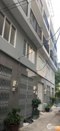 Bán nhà đường Bùi Văn Ba, Quận 7, trệt lửng 2 lầu, ST, đúc thật, giá 2,38 tỷ