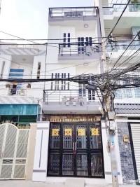 Bán nhà đẹp 2 lầu Quận 8 mặt tiền hẻm 141 đường Tám Danh Phường 4