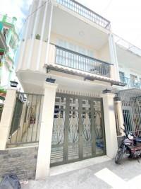 Bán nhà 2 mặt hẻm ô tô Nguyễn Duy Phường 9 Quận 8