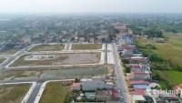 Đất nền sổ đỏ trung tâm phường Đa Phúc, Dương Kinh, giá chỉ từ 9tr/m2, ck khủng
