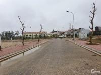 Đất mặt tiền đường kinh doanh được ngay trung tâm thị trấn chờ yên phong
