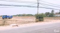 Bán Đất chợ Bình Chánh ngay mặt tiền Quốc Lộ - 26tr/m2 - 90m2 - SHR - 0973359037