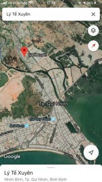 GẤP Cần bán lô đất thổ cư - giá rẻ- công chứng sang tên ngay - TT TP Quy Nhơn.