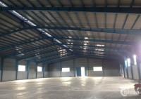 Cho thuê kho xưởng 2410m2 tại Vĩnh Phúc, Bình Xuyên, xã Đạo Đức