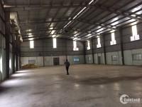 Cần cho thuê xưởng DT 5000m2 tại bến xe Yên Nghĩa, quận Hà Đông, Hà Nội
