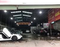 Cho thuê Gara ô tô tại Hà Nội, mặt phố Trần Khát Chân 250m2