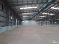 Cho thuê nhà xưởng tại Bắc Ninh, Thuận Thành, KCN Khai Sơn 2810m2