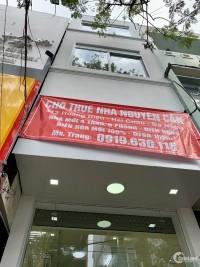 Cho thuê nhà phố nguyên căn 4 tầng, 413 Hoàng Diệu, Hải Châu, Đà Nẵng