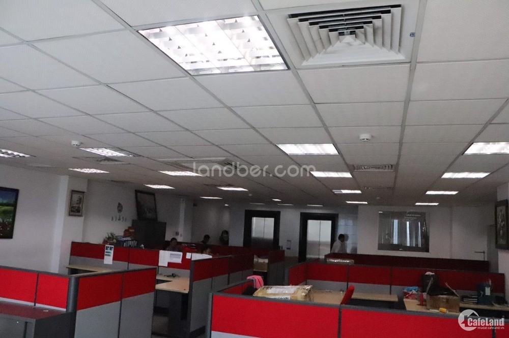Chính chủ cho thuê tòa nhà văn phòng quận Bình Thạnh.