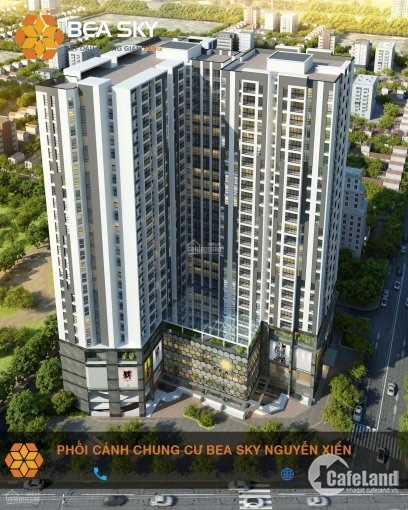 Chung cư Bea Sky độc quyền bán căn A6, A7, A9 ĐN tầng 10 đẹp nhất dự án.