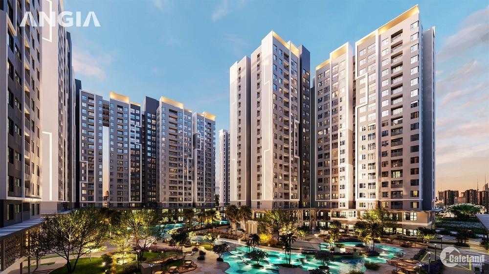 Giỏ hàng độc quyền căn đẹp từ CĐT An Gia - Thanh toán 700 triệu sở hữu căn hộ
