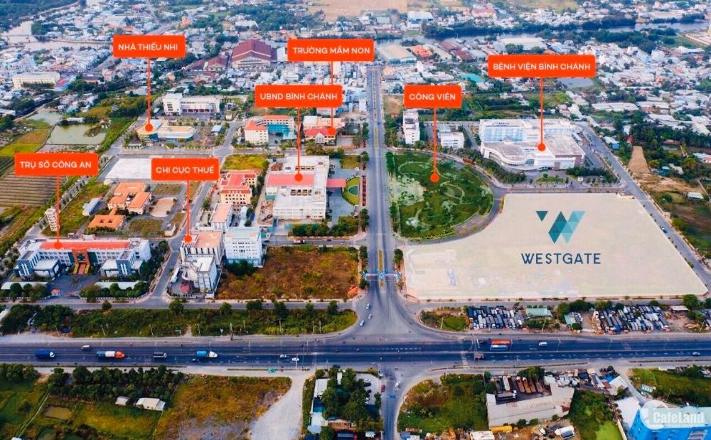 Westgate chỉ từ 1,950 tỷ/ăn 2pn2wc tiềm năng cho thuê lợi nhuận đến 9%/năm