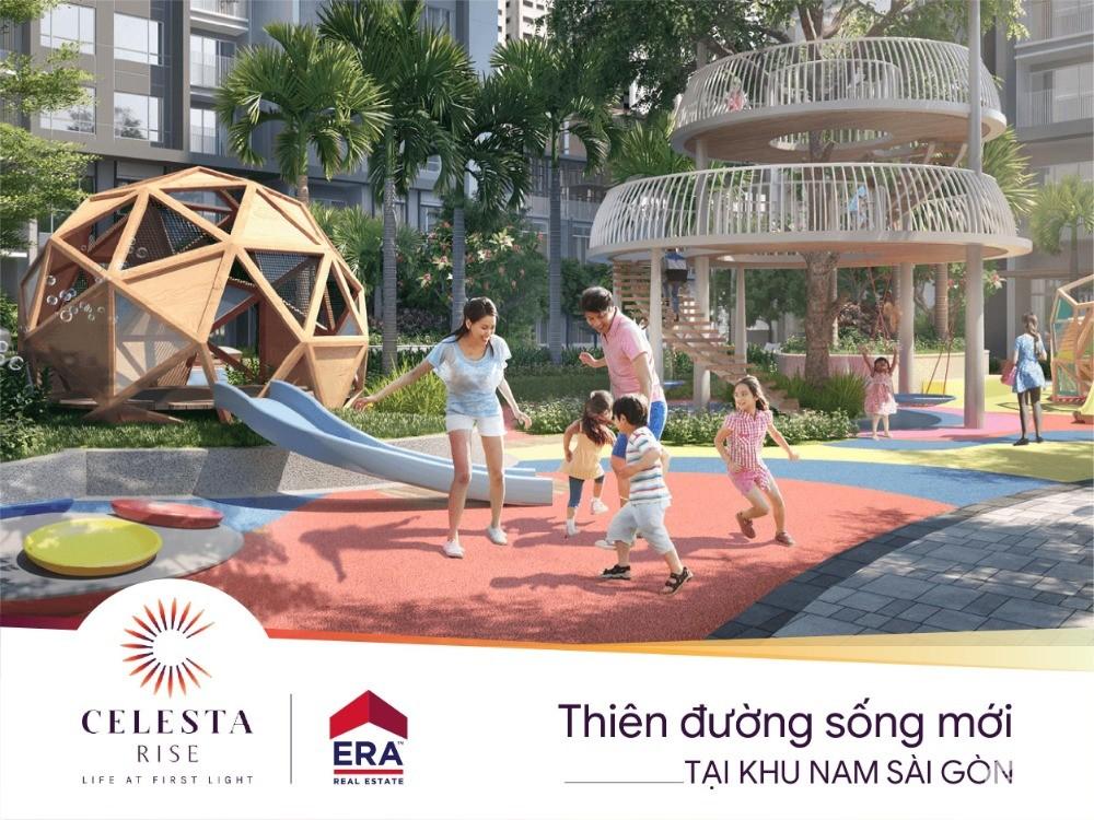 Bán căn hộ Celesta Rise Nguyễn Hữu Thọ của chủ đầu tư Keppelland và Phú Long