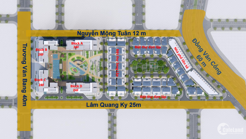 Chính thức công bố giá căn hộ Q2 Victoria Village Novaland Đồng Văn Cống