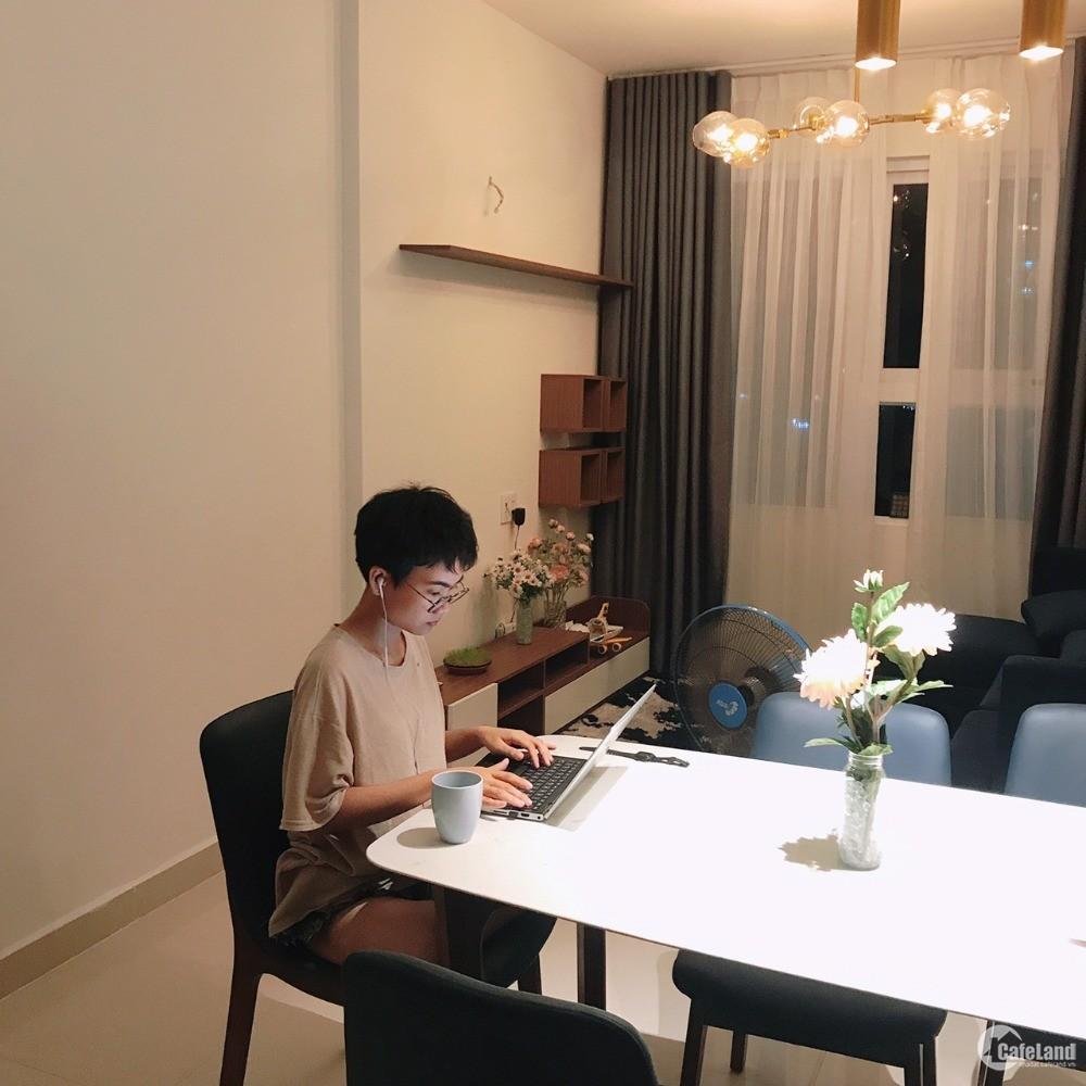 Bán căn hộ q2 city soho full nội thất 60 m2