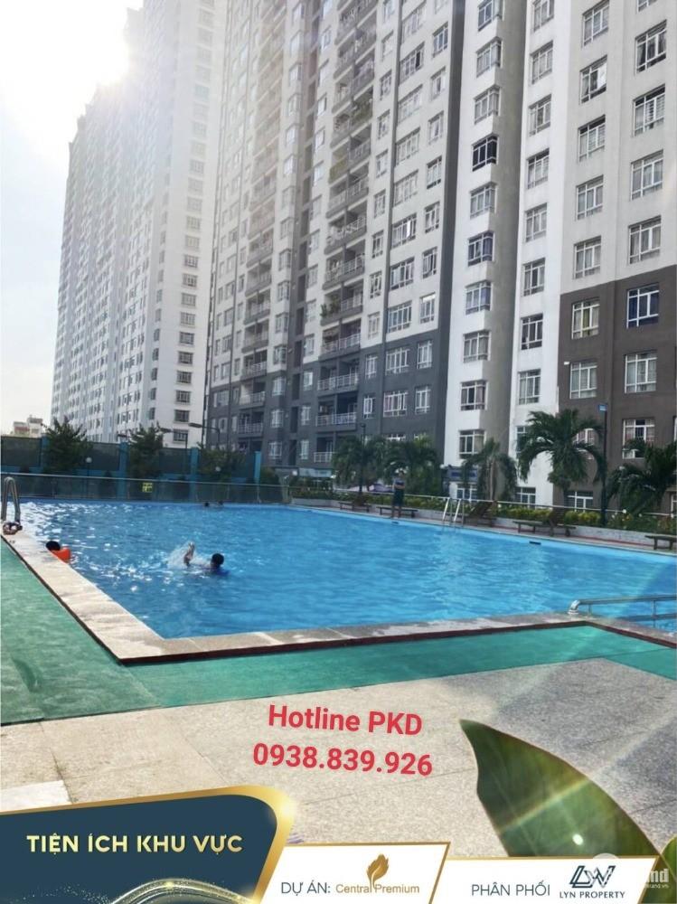 Bảng giá mới nhất từ CĐT và Cập nhật tiến độ Central Premium mt Tạ Quang Bửu