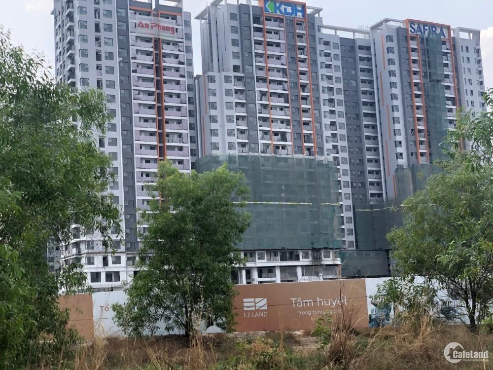 Bán gấp căn hộ Safira Khang Điền Quận 9 -  50m2, tầng 16, view đường Võ Chí Công