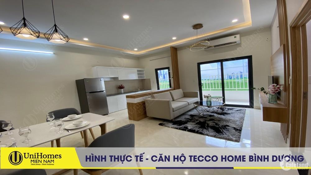 Có gì hấp dẫn bên trong nhà mẫu dự án Tecco Home?