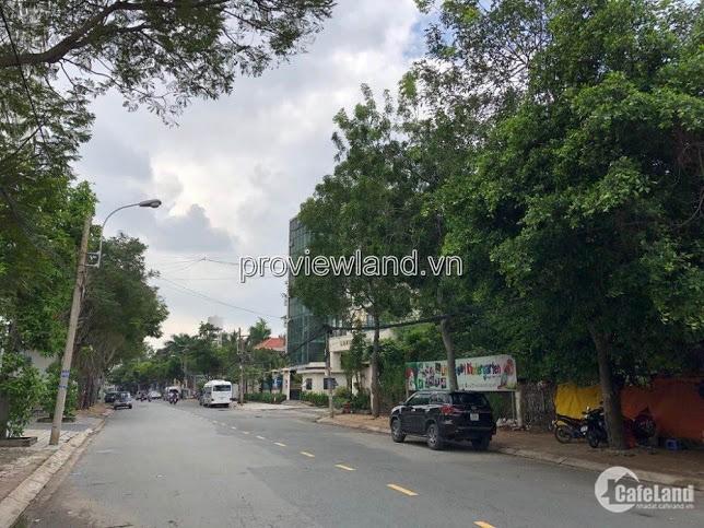 Bán lô 4 căn biệt thự Thảo Điền Nguyễn Văn Hưởng tổng diện tích 1675m2