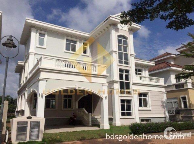 Cần bán Biệt thự tứ lập Mỹ Phú đường nội khu Phú mỹ hưng, quận 7 TP HCM