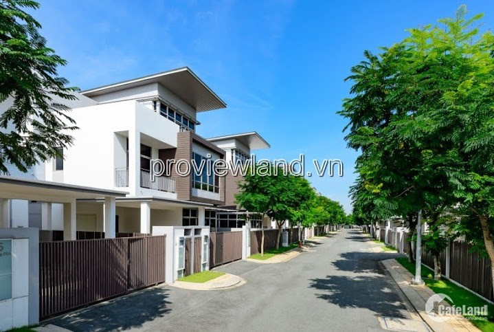 Bán gấp căn biệt thự Riviera Cove Q9, DT: 422m2, giá 18.5tỷ - LH 0919942121