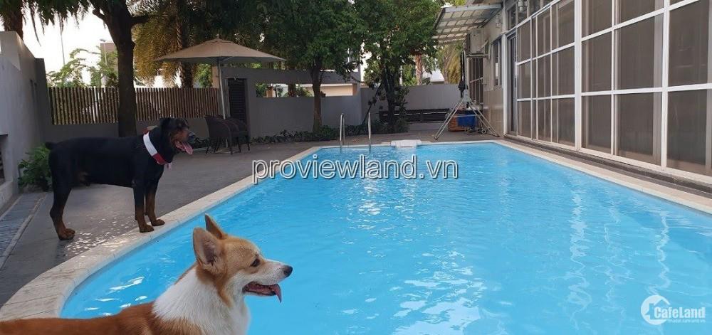Bán biệt thự Riviera Cove với diện tích 600m2 5 phòng ngủ hồ bơi riêng