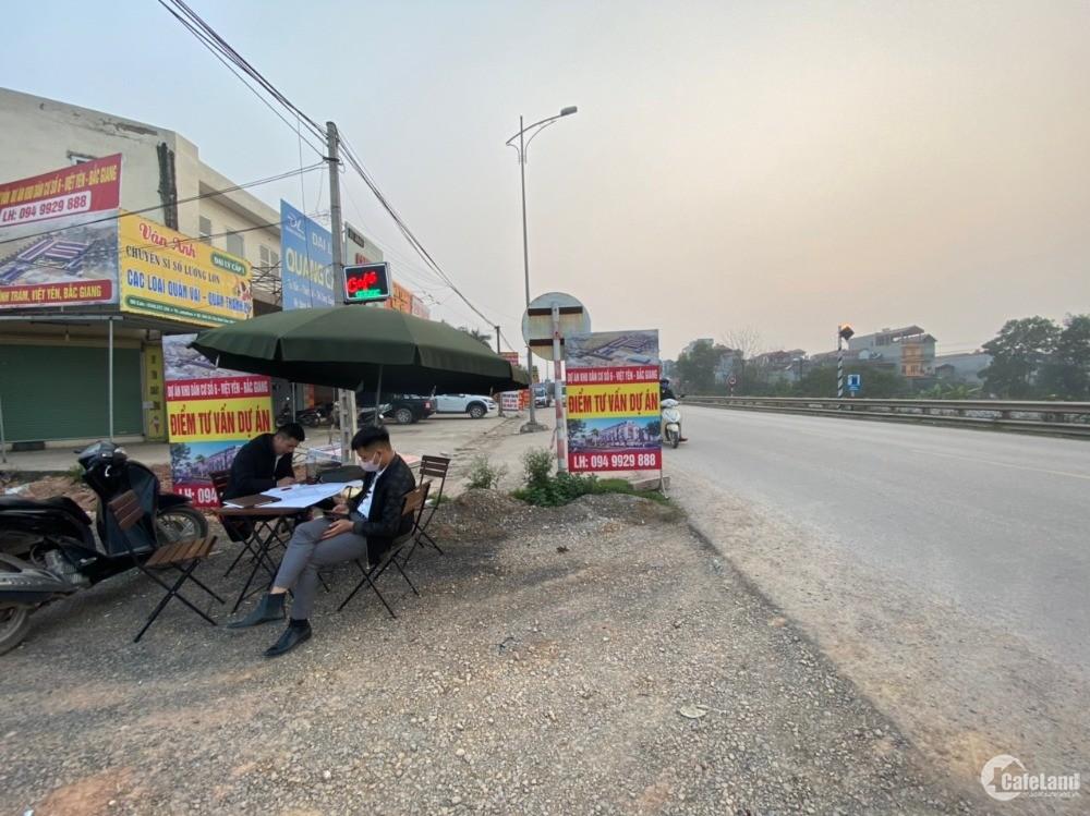 Dự án Khu Dân Cư Số 6- xã Hồng Thái- huyện Việt Yên- tỉnh Bắc Giang