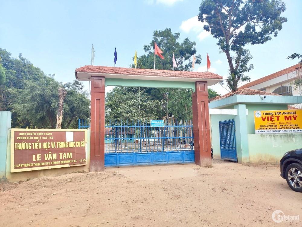 Bán đất Trừ Văn Thố, Bàu Bàng, giá đầu tư