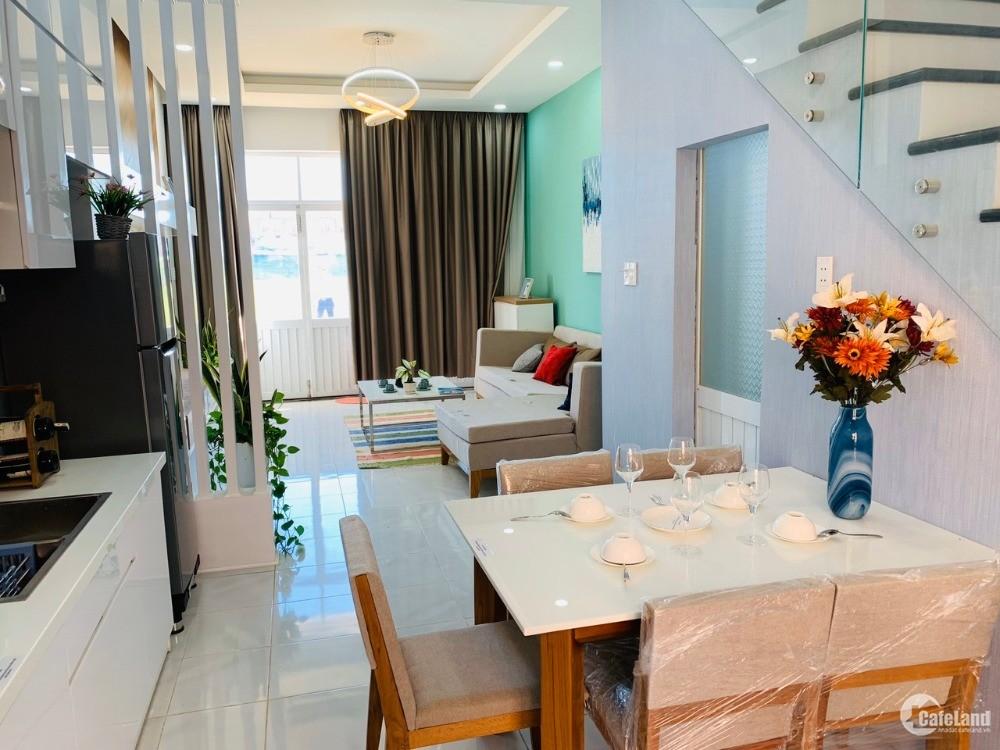 Nhà ở thương mại KĐT Nam Phan Thiêt