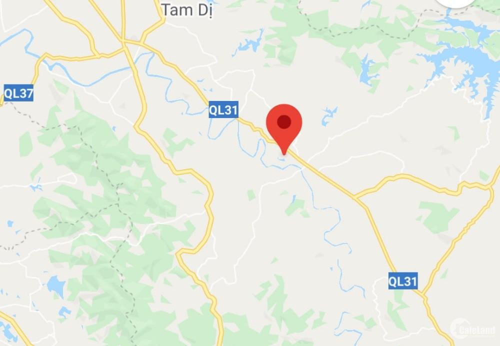 Chủ cần bán Đất Mặt phố TTChũ, Tp Bắc Giang 80m2 x MT4,5m, giá 500tr, lh 0389991