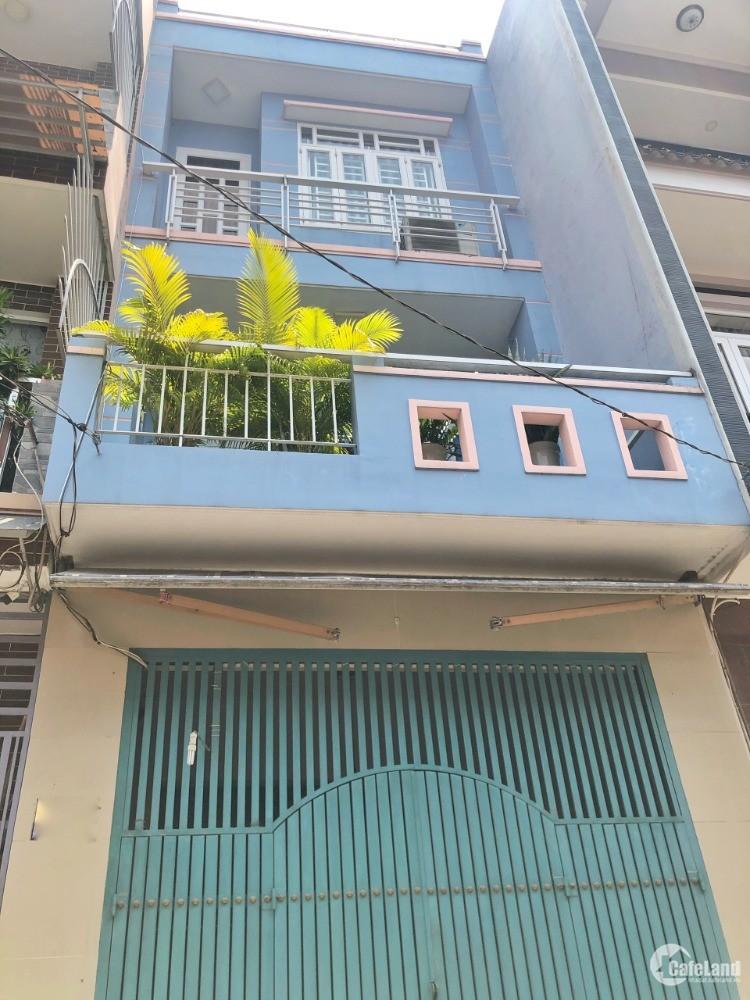 Nhà Sát Aeon Tân Phú. Hẻm 7m thông. DT 4x14, 2 lầu. Đường 26 tháng 3