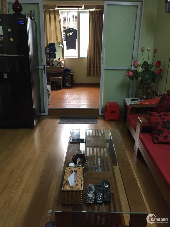 Bán gấp căn hộ tập thể Thành Công 78m2 thiết kế 3 ngủ, 2WC