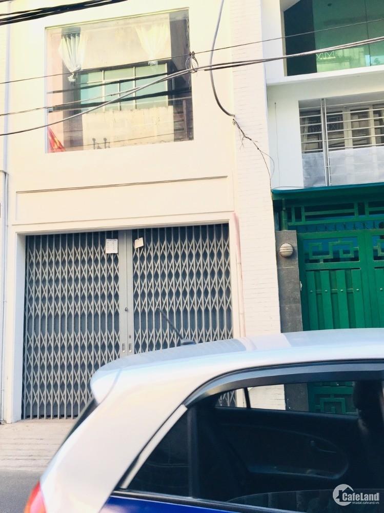 Bán nhà HXH thông 5m Nguyễn Cửu Vân, P. 17, Bình Thạnh, DT 51m2, giá: 6.95 tỷ.