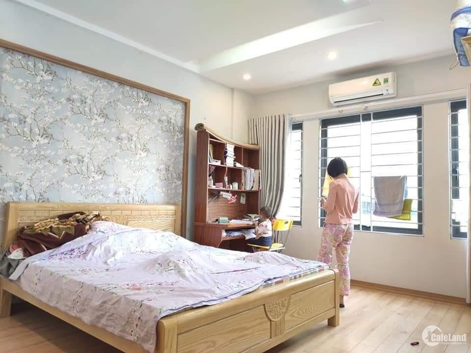 Bán nhà ngõ Hòa Bình, phường Minh Khai, ba mặt thoáng, 55m2x4 tầng.