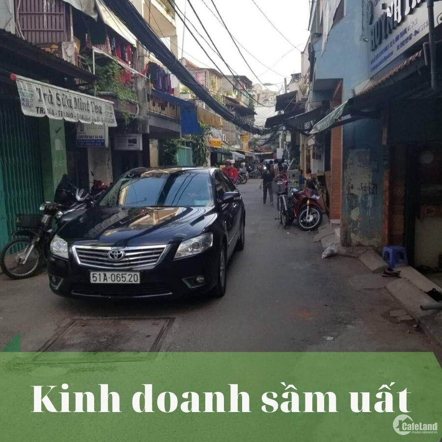 Bán nhà cực hiếm Điện Biên Phủ, Q10, 2 Hẻm Ôtô, giá chỉ 6 tỷ(TL).0909661477