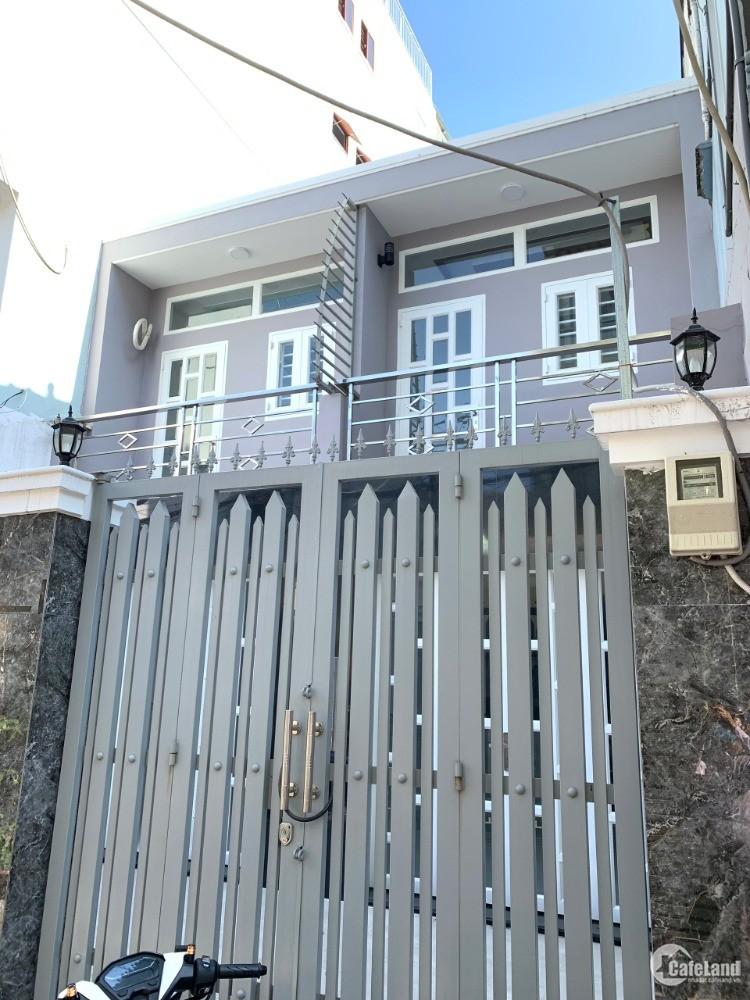 Nhà Phố Mới Hoàn Thiện 190m2,  4 PN, 861 p.Tân Hưng  Quận 7
