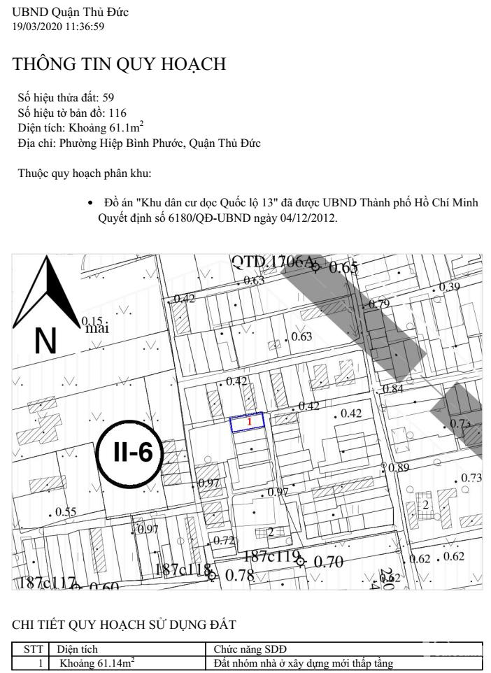 NHÀ CHÍNH CHỦ 5x12 - 1 TRỆT 1 LẦU - CÁCH NHÀ THỜ ĐỨC BÀ ĐÚNG 9KM