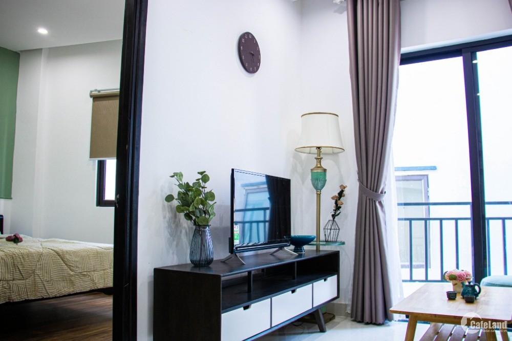 Cho thuê căn hộ ở Trung tâm Đà nẵng