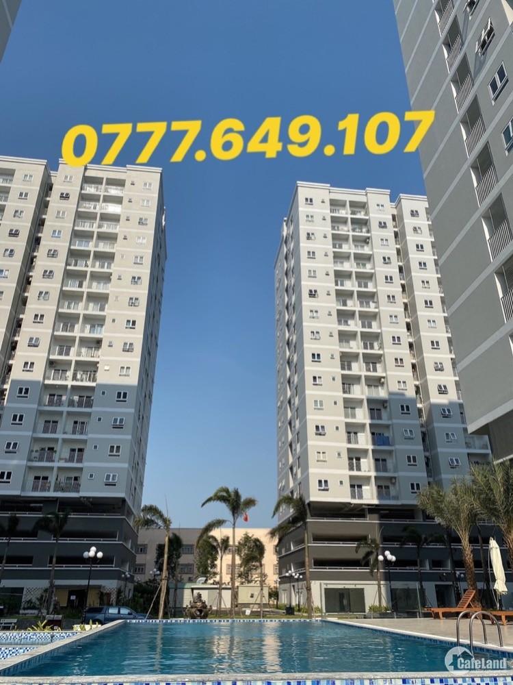 Bán căn hộ Phú Gia 77m2/2PN. LH:0777.649.107